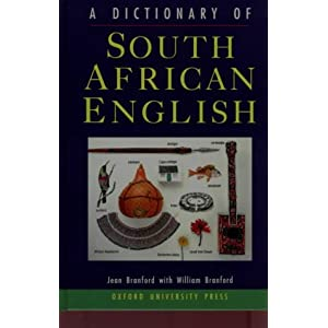 Amazon.com: A Dictionary of South African English (9780195705959 ...