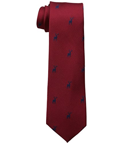 Tommy-Hilfiger-Reindeer-Silhouette-Neck-Tie