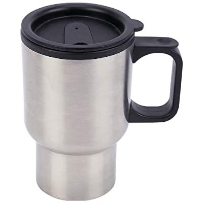 1 X Maxam 14oz Stainless Steel Travel Mug