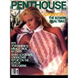 img - for PENTHOUSE Magazine August 1983 Pete Townshend interview John & Yoko book / textbook / text book