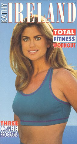 Kathy Ireland: Total Fitness Workout [VHS]