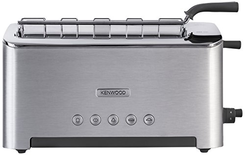 Fantastic Deal! Kenwood TTM610 Persona Collection Toaster with Adjustable Toasting Slot and Sandwich...