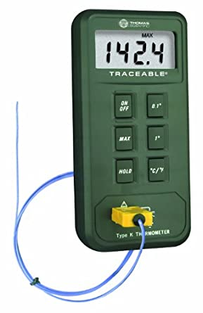 Thomas Traceable Digital Thermometer