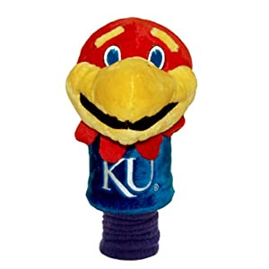 Kansas Jayhawks Mascot Headcover from Team Golf