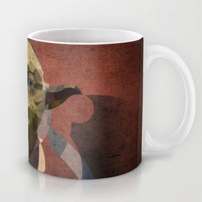 Society6 - Yoda Coffee Mug By Lazylaves
