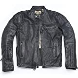 Roland Sands Design Ronin Leather Jacket - Medium/Black