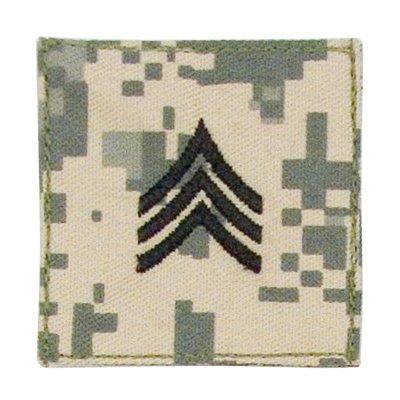 ACU Digital Camouflage Sergeant Insignia