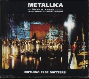 Metallica - Nothing Else Matters - Live At Wembley - Zortam Music