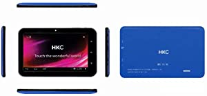 HKC Tablet with 8GB Memory 7"