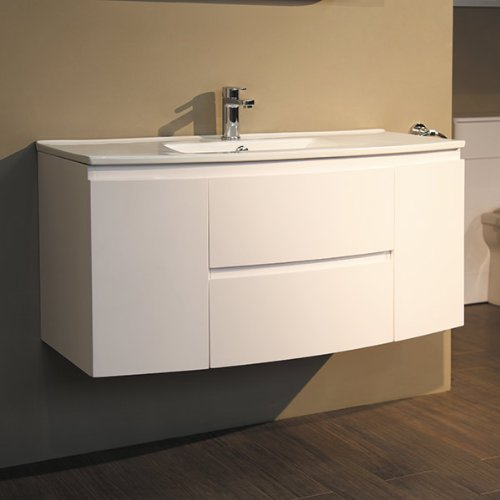 vanity unit with basin for bathroom ensuite