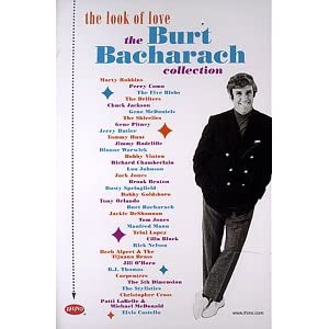 Burt Bacharach - The Look Of Love: The Burt Bacharach