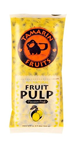 Passion Fruit - All Natural Fruit Pulp frozen packs (4lbs) (Purple Passion Fruit) (Purple Fruit Seeds compare prices)