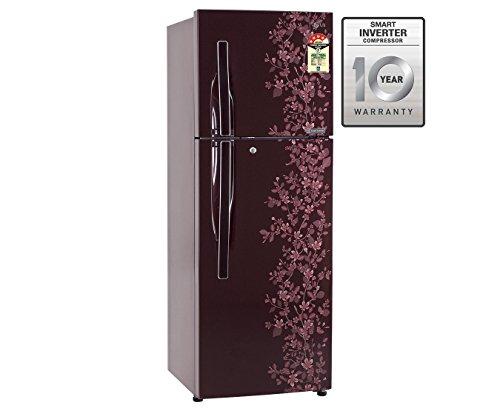 LG-GL-M302RMPL/RSPL-285-Litres-Double-Door-Refrigerator-(Paradise)