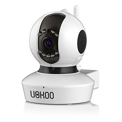 720p Ip Camera Uokoo Wireless Surveillance Network Camera