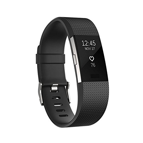 Fitbit Charge 2 Heart Rate + Fitness Wristband,