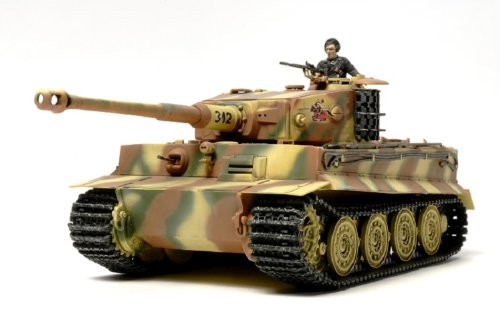 Tamiya-300032575-148-Deutsche-Tiger-I-Late-Production-Tentative