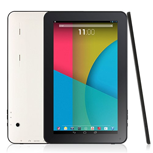 Find Bargain Dragon Touch A1X 10.1 Quad Core Google Android 4.4 KitKat Tablet PC, 1GB RAM, 16GB Nan...