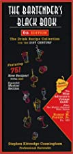 Bartender s Black Book 2 700 New and Classic Recipes by Stephen Kittredge Cunningham