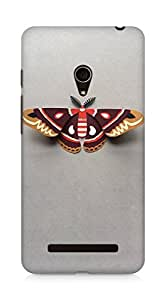Amez designer printed 3d premium high quality back case cover for Asus Zenfone 5 (Melissa McFeeters 2)