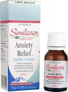 Similasan Anxiety Relief Globules - 0.53 Oz