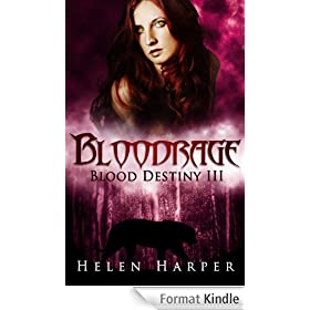 Bloodrage (Blood Destiny Book 3) (English Edition)