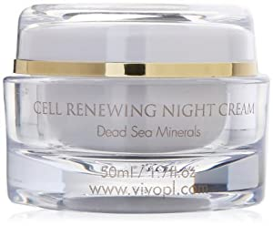 Vivo Per Lei Cell Renewing Night Cream, 1.7-Fluid Ounce (Set of 4) by Vivo Per Lei