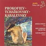 Prokoviev, Tchaikovsky, Kabalevsky: V...