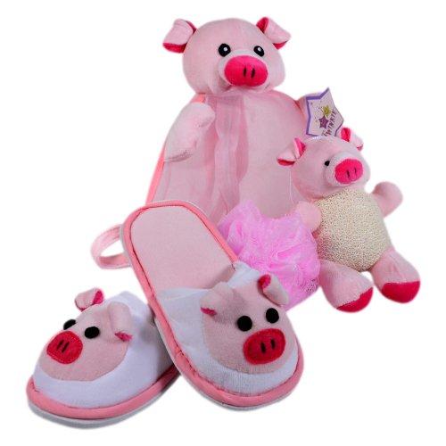 Pink Baby Bathtub