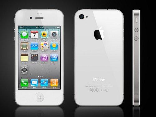 Apple iPhone 4 16GB SIM-Free - White