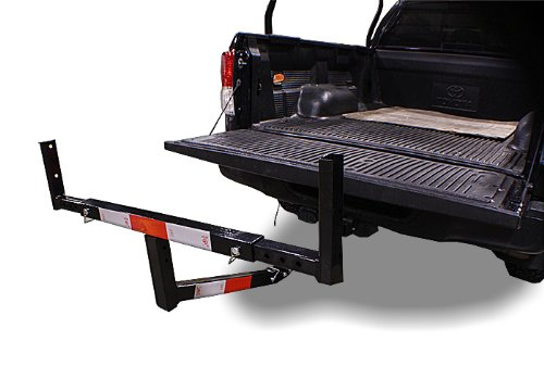 New Mtn Gearsmith Heavy Duty Pickup Truck Bed Hitch
