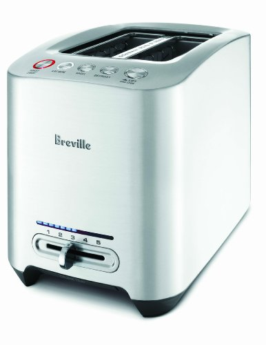 Breville RM-BTA820XL Die-Cast 2-Slice Smart Toaster (Certified Remanufactured) (Breville Oven Replacement Parts compare prices)