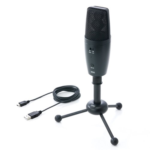 Web Conference Microphone Usb Microphone Pc Microphone High Sound Omni-Directional And Uni-Directional 400-Mc001