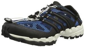 adidas Hydroterra Shandal-5, Chaussures de course homme - Bleu - Solar Blue/Black I/Tribe Blue, 43