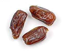Dates, Deglet, Pitted - 15 Lb Bag / Box Each