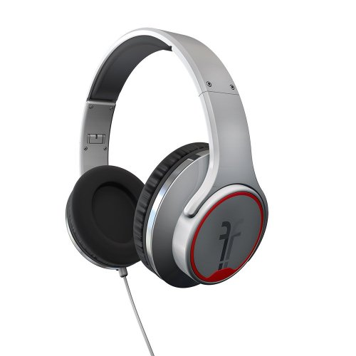 Flips Audio Fh2815Wh Collapsible Hd Headphones And Stereo Speakers, White