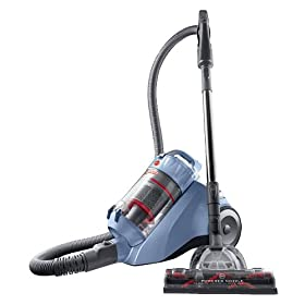Hoover Multi-Cyclonic Canister Vacuum