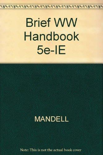 Brief WW Handbook 5e-IE