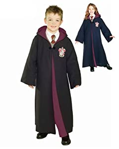 Harry Potter Deluxe Gryffindor Robe Child Costume Harry Potter Kids