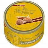日清ペット・フード 懐石zeppin缶 かつお白身紅さけ 80g