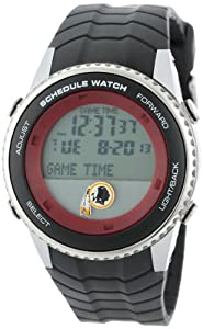 NFL Mens NFL-SW-WAS Schedule Series Washington Redskins Watch by Game Time