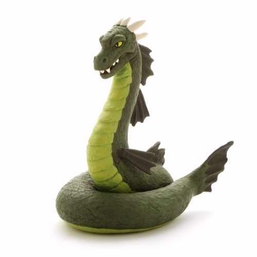 Tales of Glory Spirit Warrior Leviathan Action Figurine