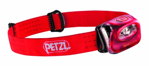 Petzl Tikka 2 Plus-Red