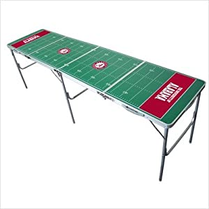 NCAA Georgia Tech Yellow Jackets Tailgate Ping Pong Table With Net
