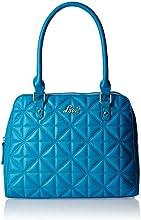 Lavie Women's Satchel (Turquoise)(HGBV192066D3)