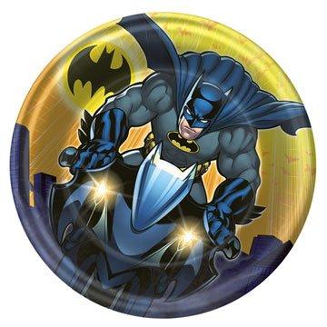 Batman The Dark Knight Dessert Plates, 8ct - 1