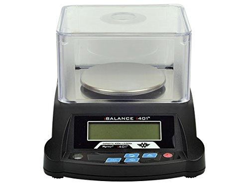 MY WEIGH i401 - 400g x 0.005g - Balance de précision laboratoire carats bijoux