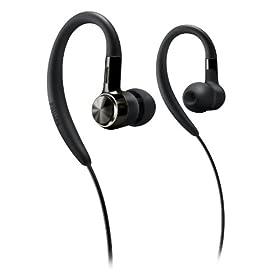 (新低)飞利浦Philips SHS8100/28 Earhook Headphones 运动款挂耳音乐耳机 $13.94