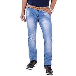 URBAN FAITH Mens' Regular Jeans from