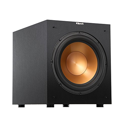 Great Deal! Klipsch R12SW 12 400W Powered Subwoofer (Black)