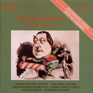 Amazon.com: Gioachino Rossini, Thomas Pfeiffer-Bariton